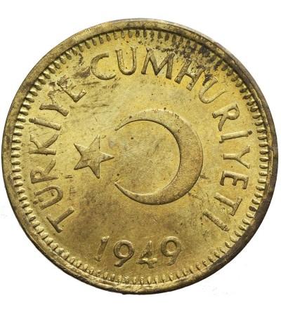 Turcja 25 kurus 1949