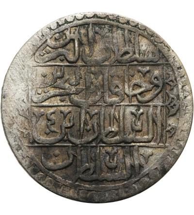 Turcja Yuzluk (2 1/2 Kurush) AH 1203 rok 4 AH / 1792 AD, Selim III