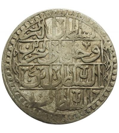 Turcja Yuzluk ( 2 1/2 kurush ) 1203 rok 4 AH / 1793 AD