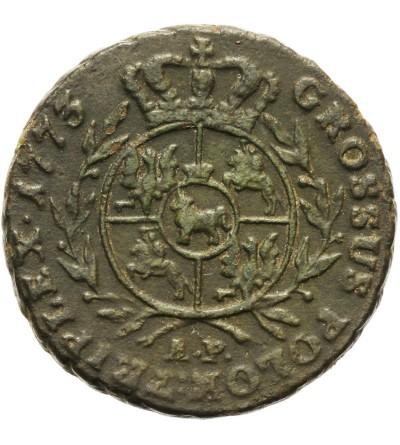 Trojak 1773 AP, Warszawa