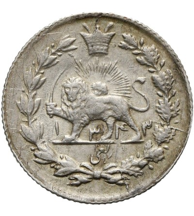 Iran 1/4 Kran (Robi 5 Shahis) AH 1343 / 1924 AD