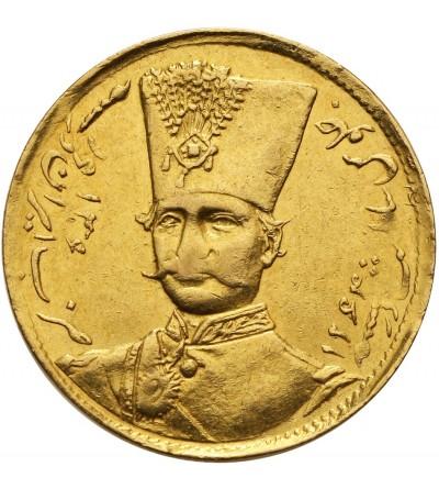 Iran 1 Toman AH 1294 / 1877 AD