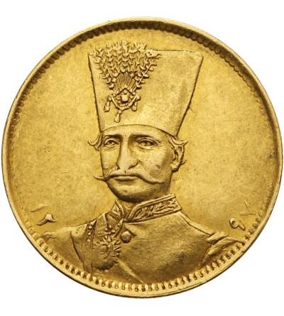 Iran 1 Toman AH 1297 / 1879 AD