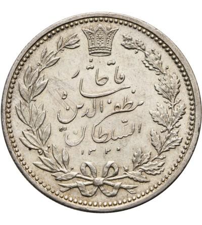 Iran 5000 dinarów 1320 AH / 1902 AD