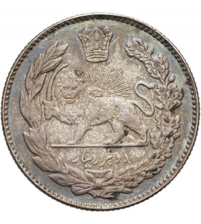 Iran 2000 dinarów 1335 AH / 1916 AD