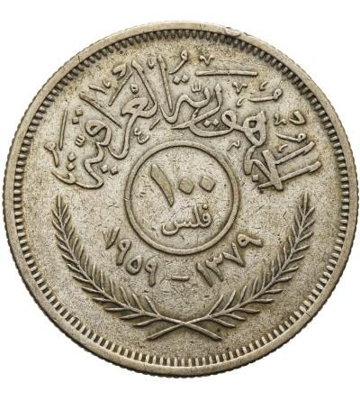 Irak 100 fils 1959