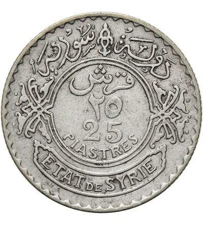 Syria 25 Piastrów 1936