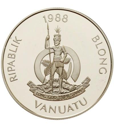 Vanuatu 50 Vatu 1988