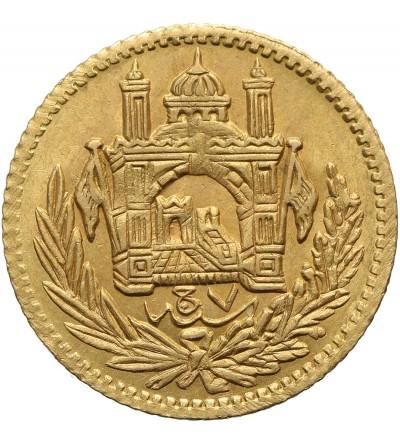Afganistan 1/2 Amani (5 rupii) 1304 AH / 1925 AD