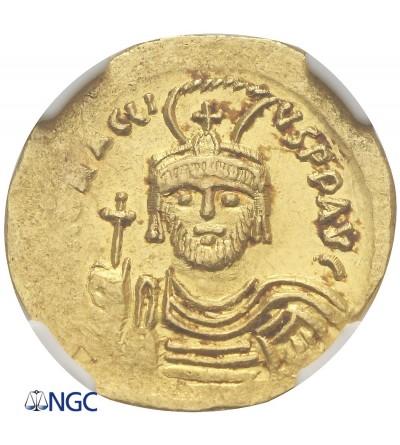Bizancjum. Herakliusz 610-641 r. AV solid