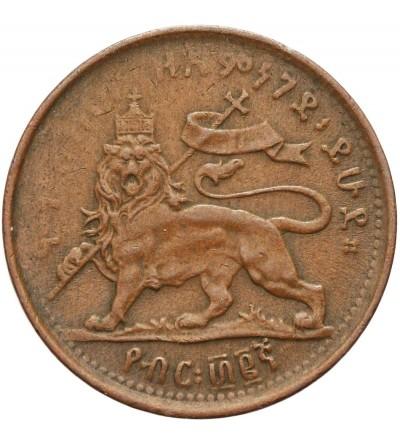 Etiopia 1/32 birr 1889