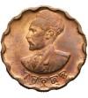 Ethiopia 25 Cents EE 1936 (1943-1944)