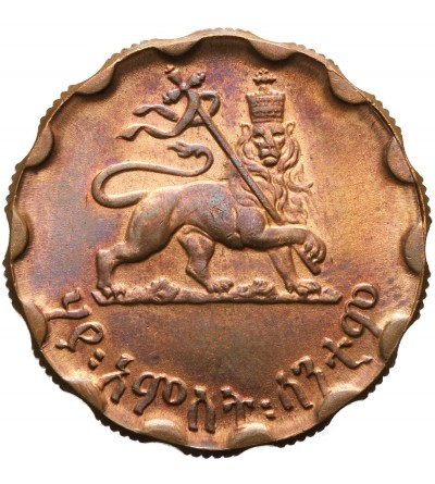 Etiopia 25 centów EE 1936 (1943-1944)