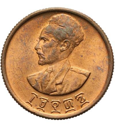 Ethiopia 10 Cents EE 1936 (1943-1944 AD)