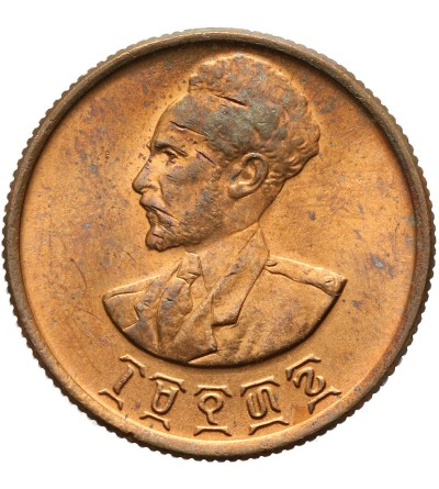 Etiopia 10 centów EE 1936 (1943-1944 AD)