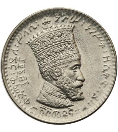 Etiopia 25 Matonas EE 1923 / 1931 AD