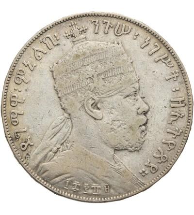Ethiopia Birr EE 1889 / 1897 AD, Paris