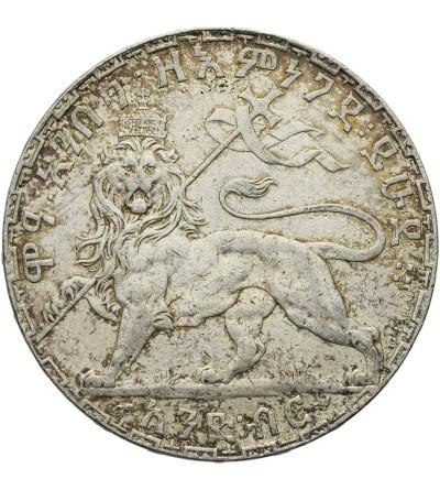 Etiopia 1 Birr EE 1892 / 1899-1900 AD