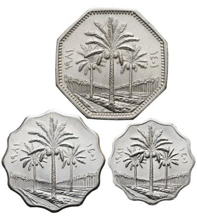 Iraq 5, 10, 250 Fils 1981