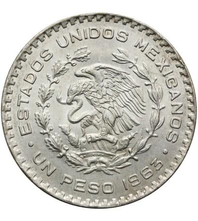 Mexico Peso 1963