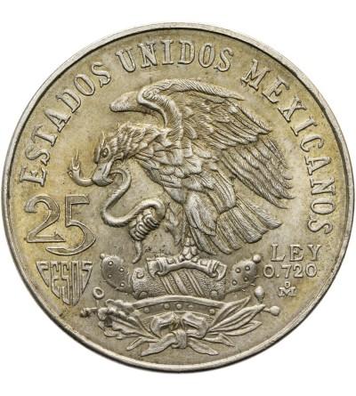 Mexico 25 Pesos 1968 Mo