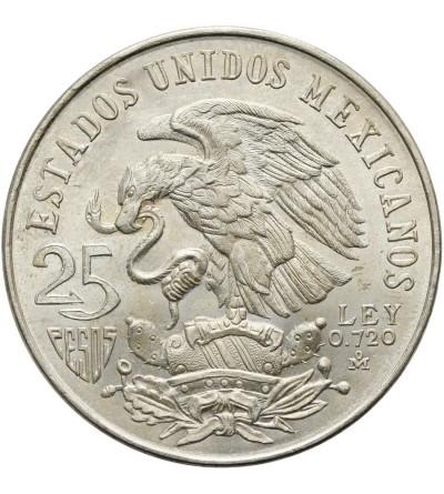Meksyk 25 Pesos 1968 Mo