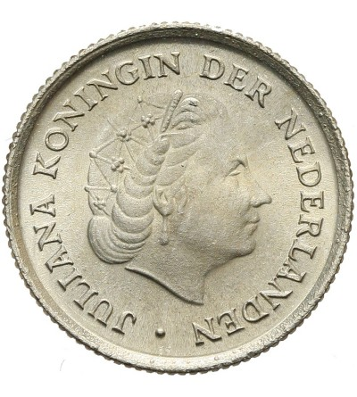 Netherlands Antilles 1/10 Gulden 1962