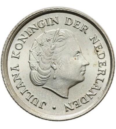 Antyle Holenderskie 1/10 guldena 1966