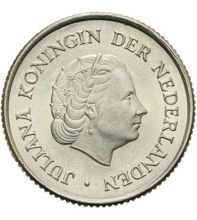 Antyle Holenderskie 1/4 guldena 1962