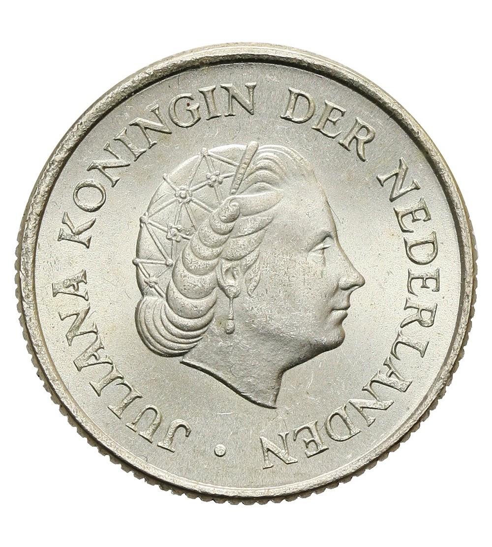 Antyle Holenderskie 1/4 guldena 1967