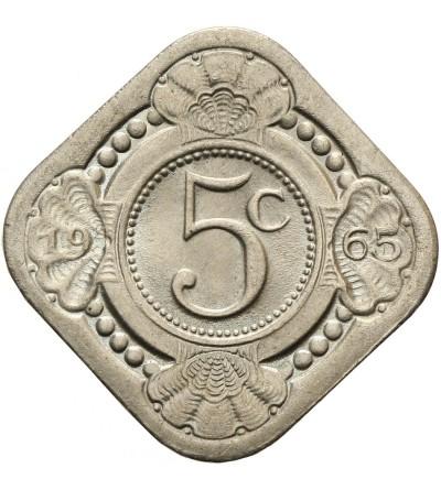 Antyle Holenderskie 5 centów 1965