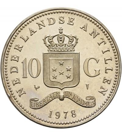 Antyle Holenderskie 2 1/2 guldena 1978
