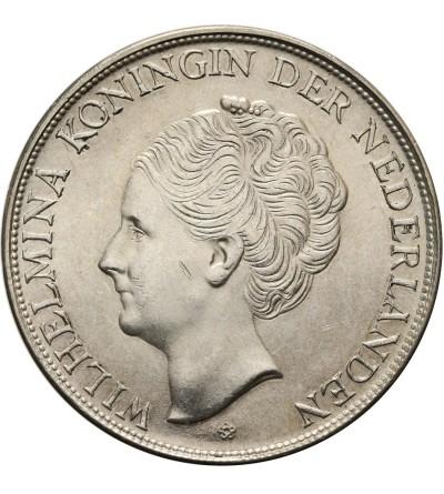 Curacao 2 1/2 guldena 1944