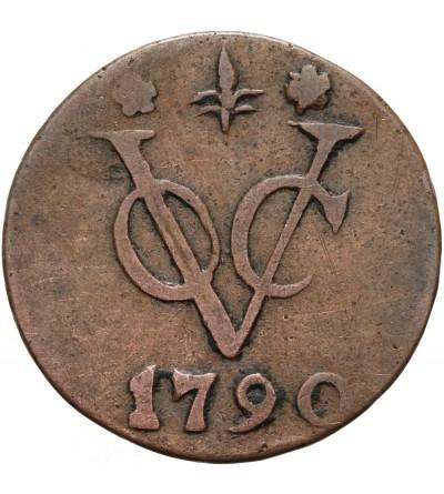 Indie Holenderskie 1 duit 1790 Geldria