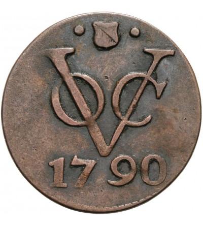Indie Holenderskie 1 duit 1790 Utrecht,