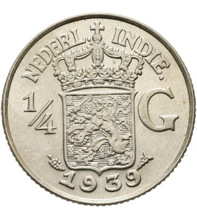 Netherlands East Indies 1/4 Gulden 1939