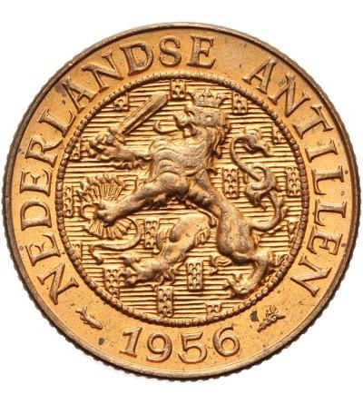 Netherlands Antilles 2 1/2 Cents 1956