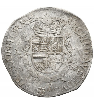 AR Patagon bez daty, mennica Tournai (Doornik)