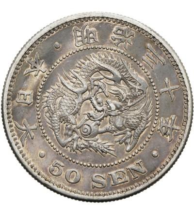 Japan 50 Sen Yr.30 1897