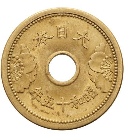 Japonia 5 sen rok 15 / 1940 AD