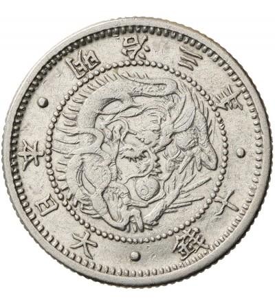 Japonia 10 sen rok 3 / 1870 AD