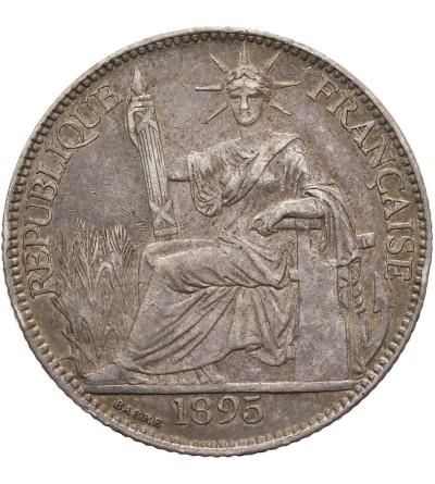 Indochiny Francuskie 20 centów 1895