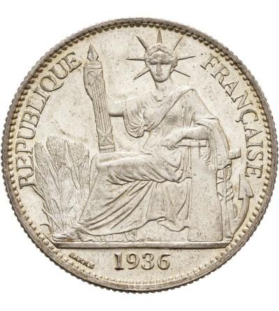 Indochiny Francuskie 50 centów 1936