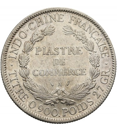 French Indochina 1 Piastres 1896