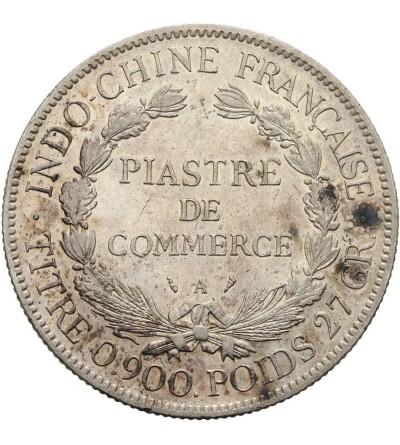 Indochiny Francuskie 1 piastre 1908