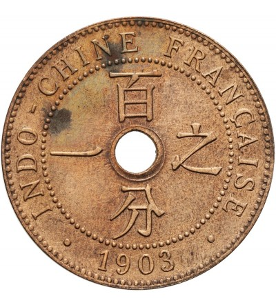 Indochiny Francuskie 1 cent 1903 A