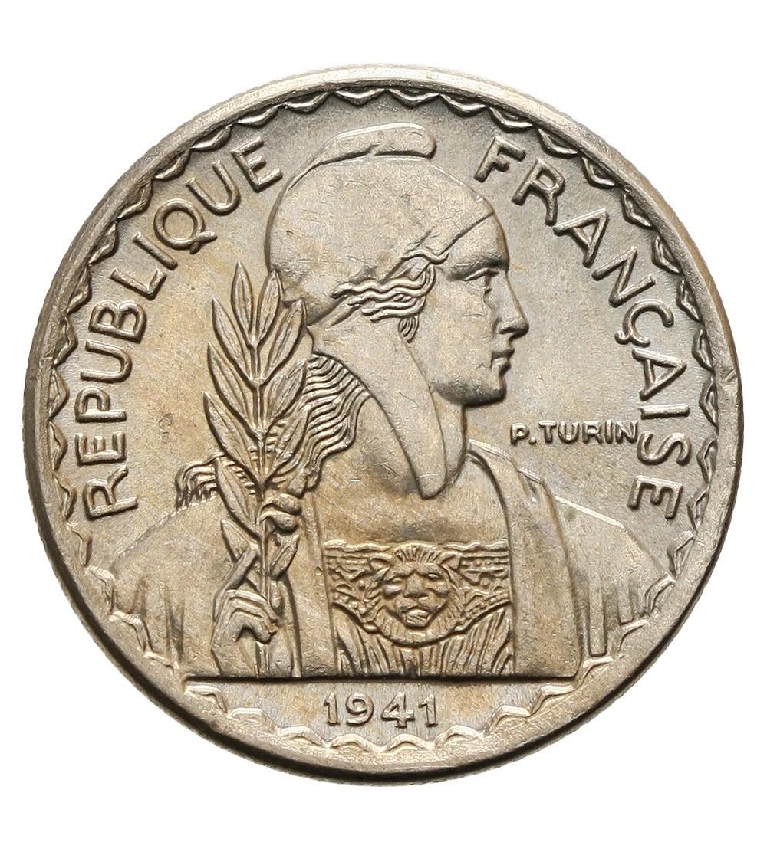 Indochiny Francuskie 10 centów 1941 S