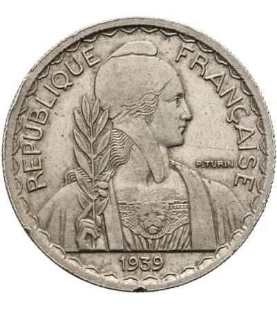 Indochiny Francuskie 20 centów 1939