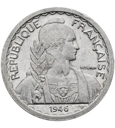 French Indo-China 5 Cents 1946