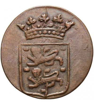 VOC - Wschodnie Indie Holenderskie 1 Duit 1792, Zachodnia Fryzja